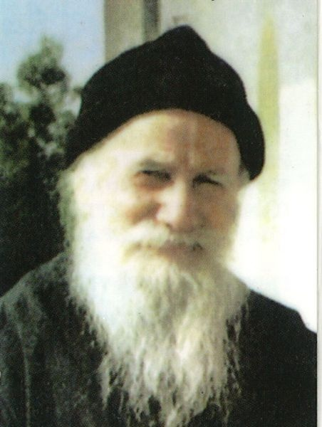 Praying With My Feet: Illnesses and Prayer (Very wise words from Elder Porphyrios)