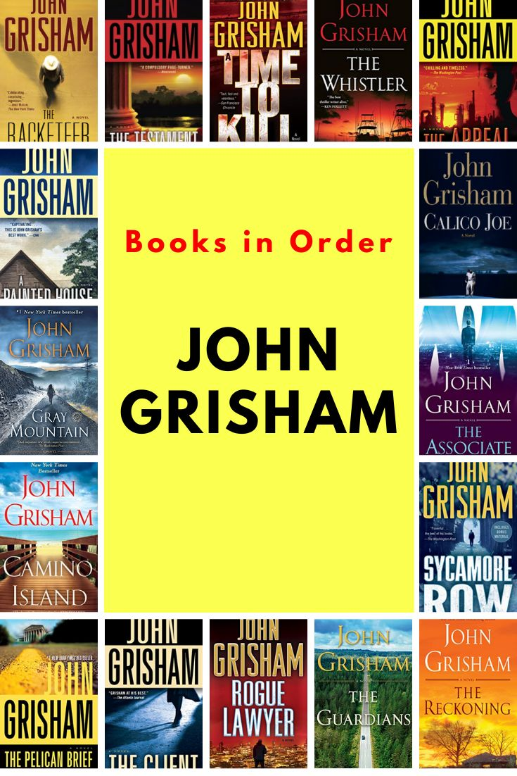 Are you a fan of john grisham or do you like thriller