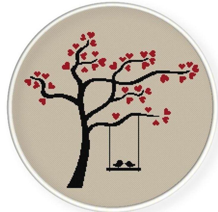 34 #motifs de point de croix en suspens pour inspirer votre prochain projet...