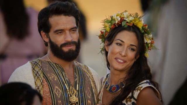 Versiculos De La Biblia De Animo: Telefe Moises Y Zipora Con Susana