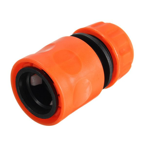 Plastic Water Hose Pipe Connector Adapter Coupler Tubing Fitting