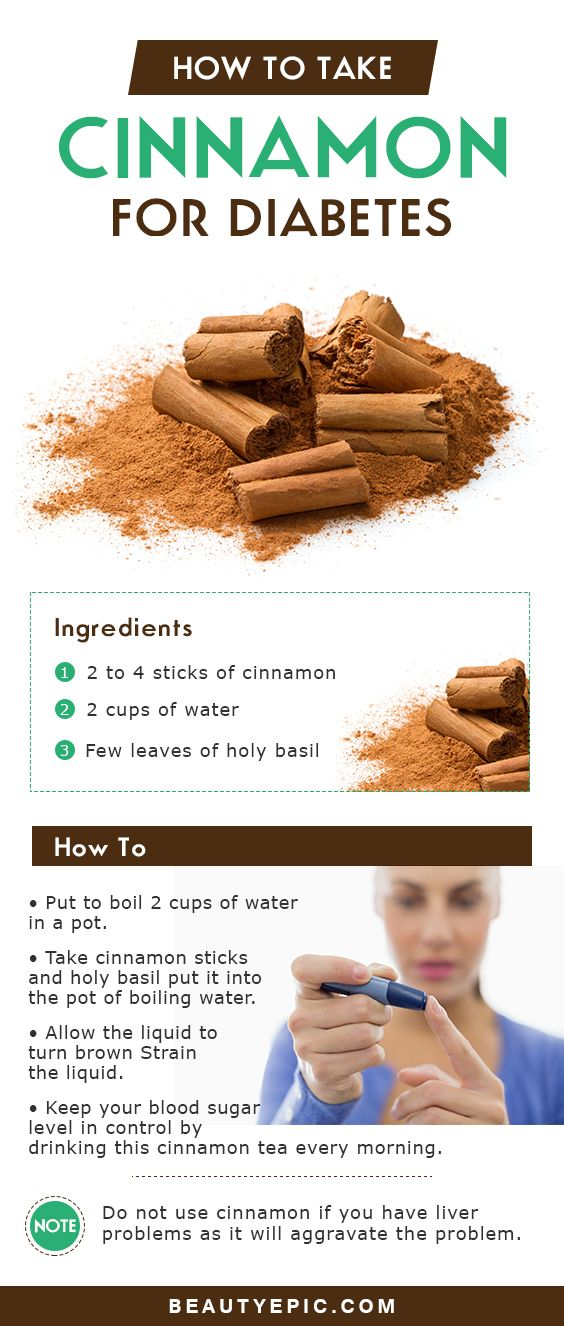 Cinnamon for Diabetes: Does it Really Work?