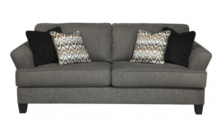 4120138 Ashley Furniture Gayler Steel Sofa - Steele's Furniture TV Appliance