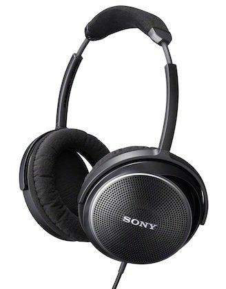Sony lightweight Open Air over the ear Stereo Headphones
