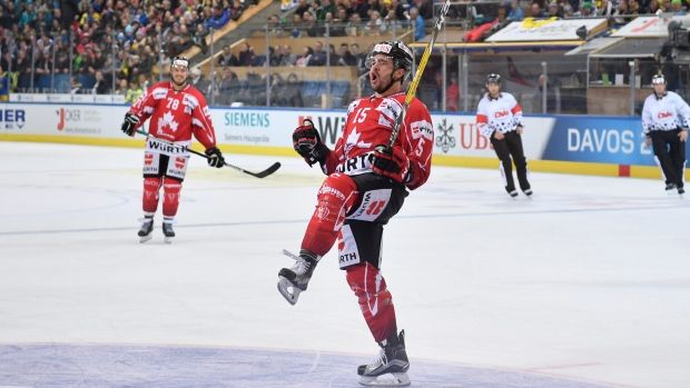 Veterans' play at Spengler Cup providing options as Olympic roster deadline nears | CBC Sports