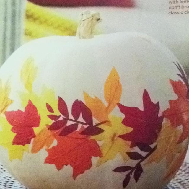 Fall: Diy Ideas, Pumpkin Diys, Autumn Thanksgiving Diy, Fall S Warmth Pumpkins, Halloween Pumpkin Carving, Fall Pumpkins, White Pumpkins, Decoupage Pumpkin