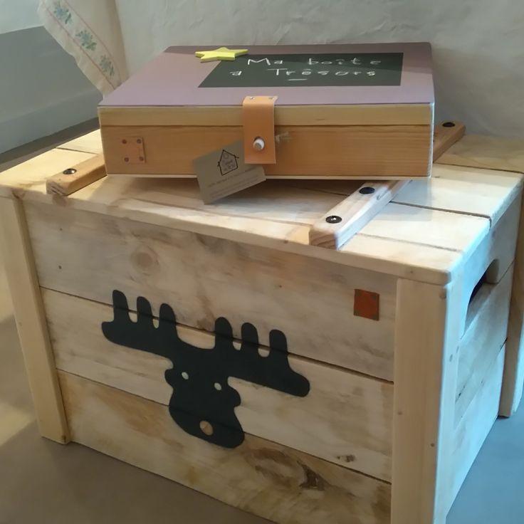 les 25 meilleures id es de la cat gorie coffre jouet bois sur pinterest caisse a jouet. Black Bedroom Furniture Sets. Home Design Ideas