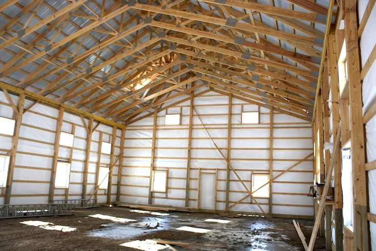 D A Dcfabdcac Aefc F D Roof Trusses Barn Garage