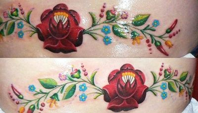 Hungarian tattoo - magyar tetovál