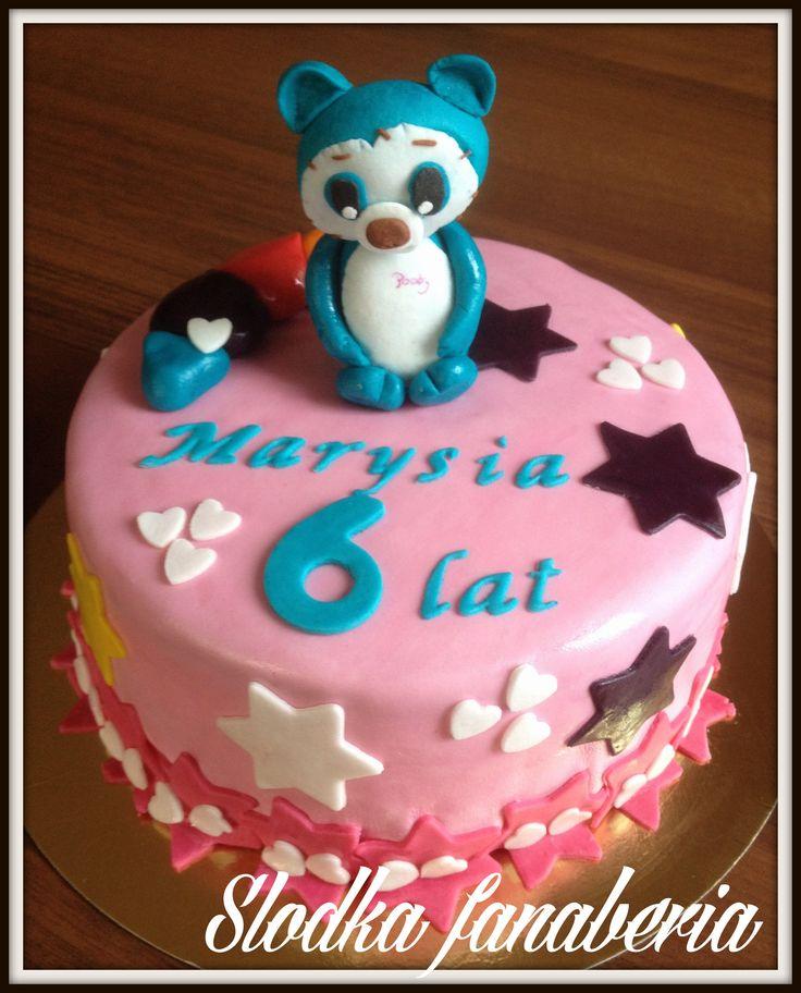 Tort lemur Pooby