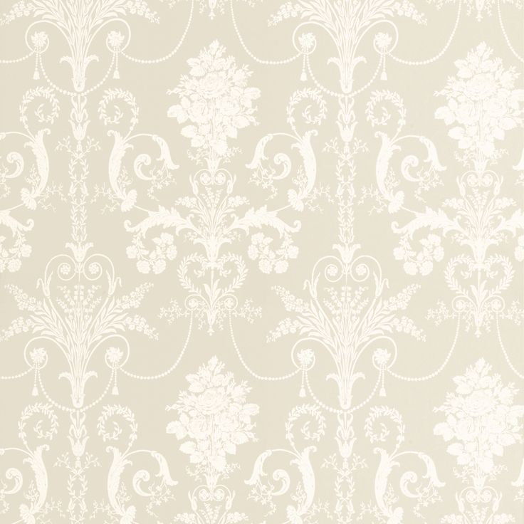 An undeniably elegant French-inspired damask design printed onto washable wallpaper that is suitable for all interiors, including well ventilated kitchens and bathrooms.