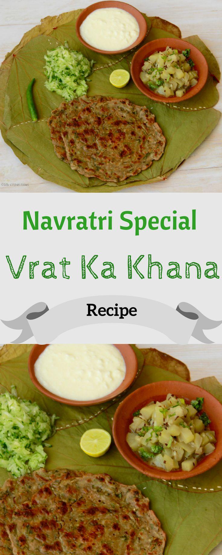 A quick and easy recipe for Kuttu ka chilla and lauki ki sabzi ( Buckwheat Flour pancakes and & Bottle gourd side dish ). Dussehra/Navaratri Vrat Recipe.