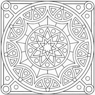 Mandala Coloring Pages Do You Looking For A Mandala Coloring Pages ?  Mandala C.