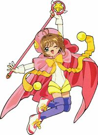 The Pink Cape costume - Cardcaptor Sakura