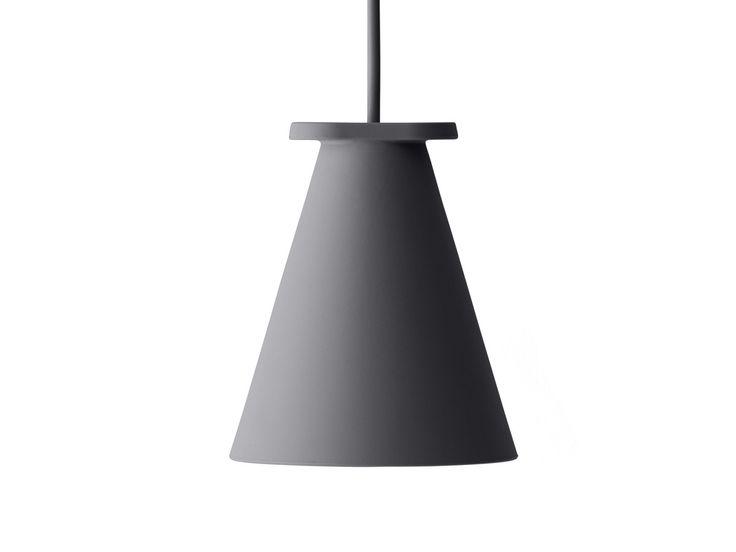 Menu Lighting Bollard Lamp Carbon
