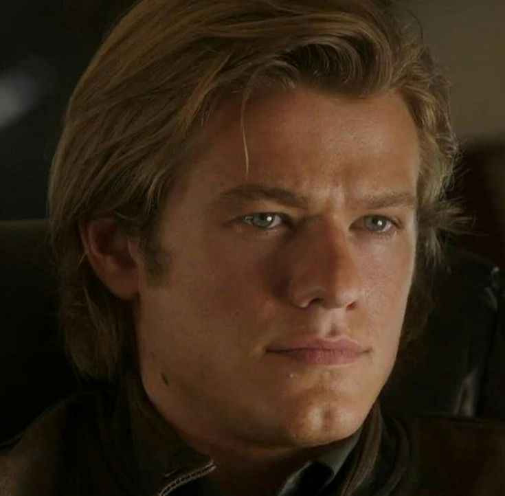 Lucas Till looking amazing as Angus MacGyver in the MacGyver reboot
