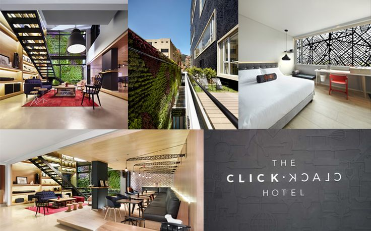 Click Clack Bogotá Colombia
