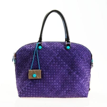 Aaaaaaaah!! Purple gabs bag!!