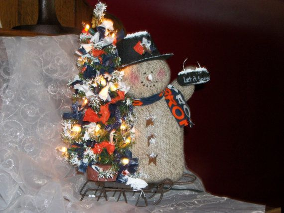 93 best Broncos Christmas Theme ideas images on Pinterest ...