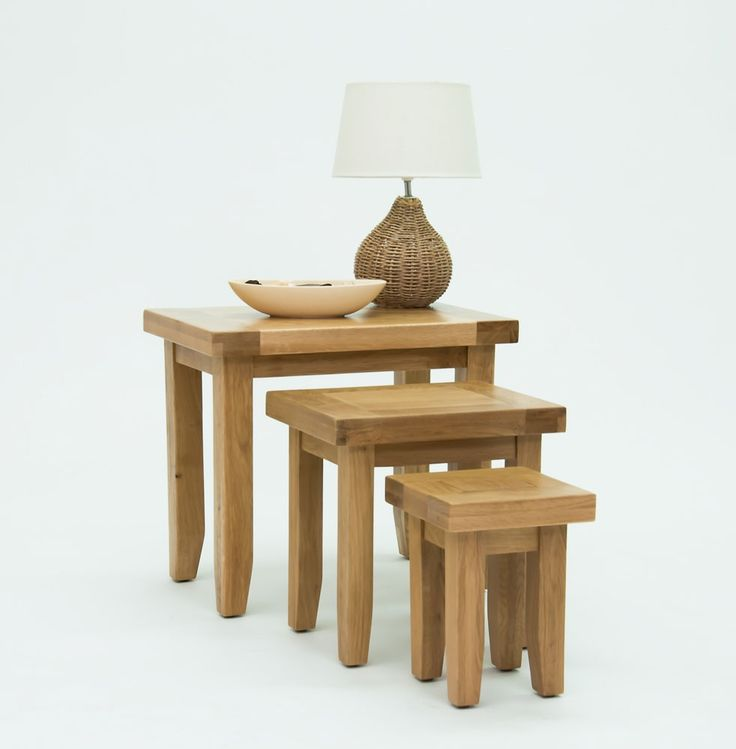 Devon Oak Nest of Tables- http://solidwoodfurniture.co/product-details-oak-furnitures-5141-devon-oak-nest-of-tables.html
