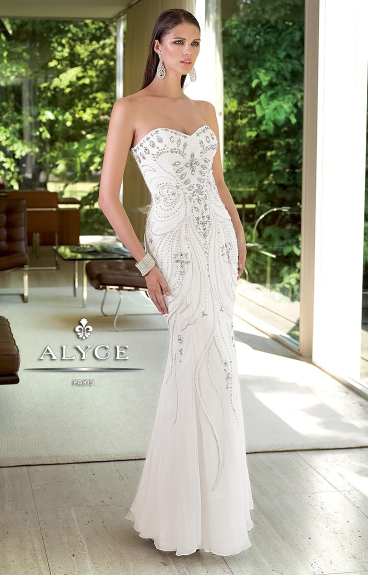 The dress gallery - Alyce Paris 6057 2013 Alyce Paris Designs Available At Bridal Gallery 5975 Malden