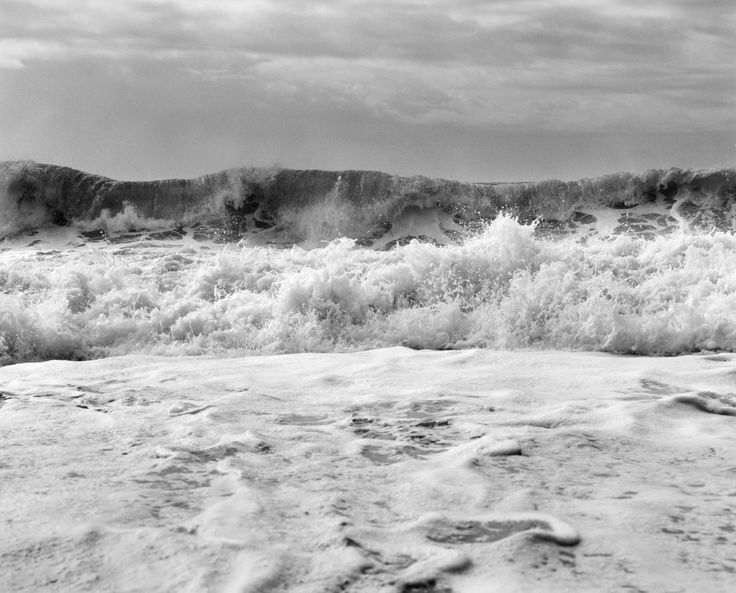 What It's Like to Stare a Hurricane Wave in the Face   Hurricane XII, Hurricane Bonnie.   Credit: Clifford Ross   From Wired.com