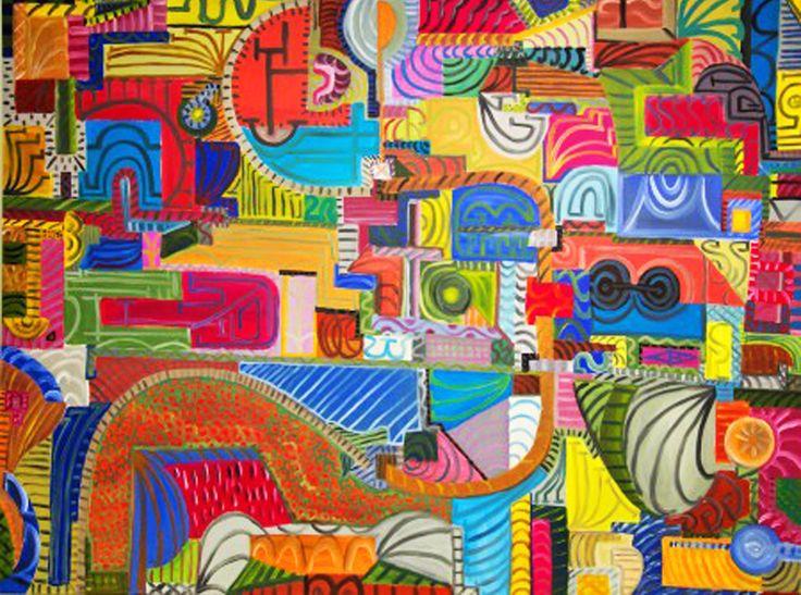 "YAC-Artist Gunars Martinsons: ""Circus"""