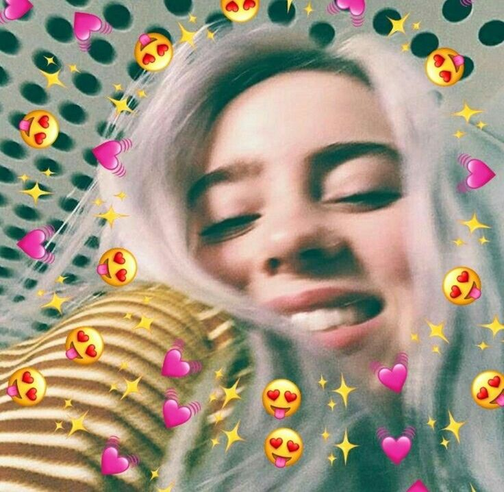 bilish billie eilish billie fond decran iphone