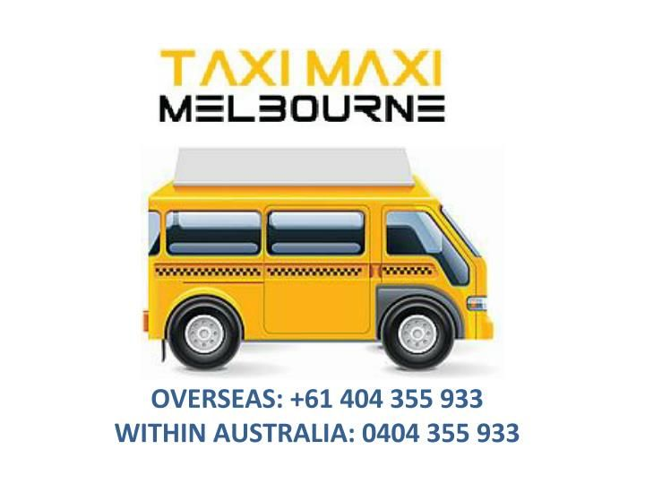 http://www.taximaximelbourne.com.au/ - #Taxis are a vital segment of people in general transportation framework. Whether you are calling a taxi to your #home or #office all the time, or are #travelling to a new city and need a taxicab to move around, they are regularly the most advantageous approach to travel.