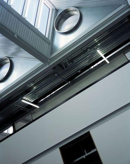 The Sackler Building by Haworth Tompkins - Dezeen