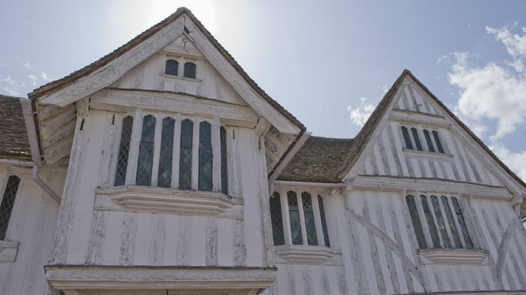Learn how limewashing is used to protect the timbers of Lavenham Guildhall in Suffolk, looked after by the National Trust