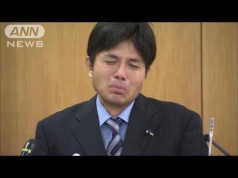 "兵庫県議が不明瞭支出で""号泣""釈明会見 #06(14/07/02)"