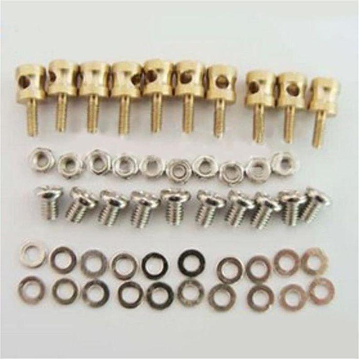 1SET Wholesale RC Servos Rod Regulator 2.1mm For RC Model Servos Rod Regulator Set Remote Control Parts