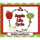 """Coordinates perfectly with your Apple unit! (15 pages) Two interactive booklets are included:  - """"Apples!"""" is a 6 page booklet that encourages st..."""