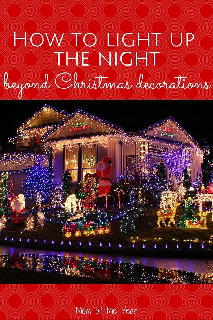 The House On Hopewell Christmas Mom Holiday Lights Christmas Storage