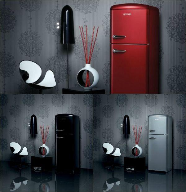 Картинки по запросу ретро холодильник gorenje