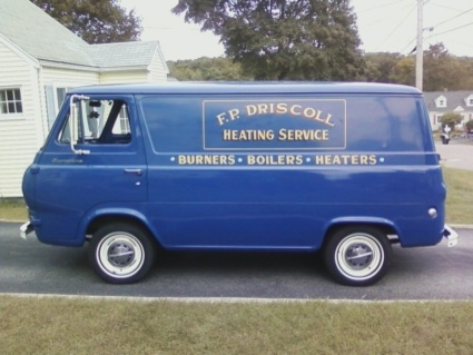 1962 Econoline. We used to have one that was even cooler than this.Ford Econoline First, 1962 Econoline, Ten Years, Econoline First Ten