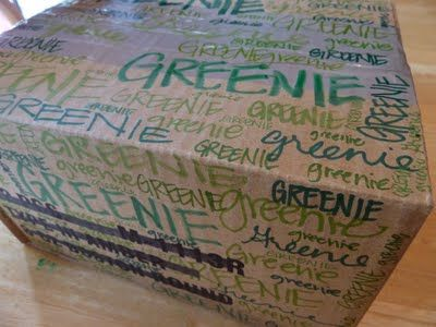 Missionary- Care package idea for the Greenie!
