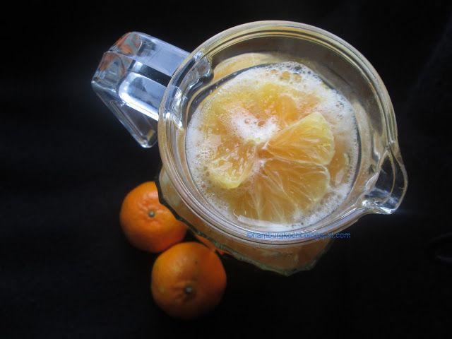 Hamburg kocht!: Infused Water: Mandarine mit schwarzem Tee
