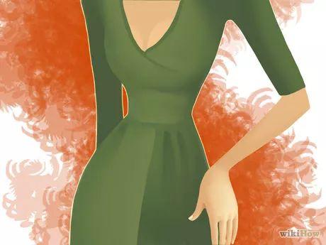 Bildtitel Dress if You've Got an Hourglass Figure Step 3