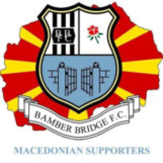 Bamber Bridge FC have the fastest growing fan base in Macedonia after a fun-loving college student discovered their existence through a comp...