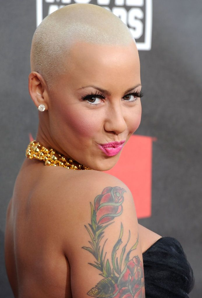 Splendid paragon of beauty Amber Rose ...Classy...