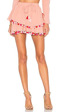 New MAJORELLE Calypso Skirt online. Enjoy the absolute best in MAJORELLE Clothing from top store. Sku noys37619utah14403