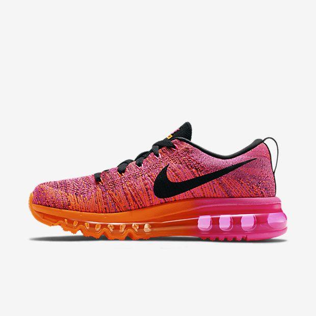 Nike Flyknit Air Max Zapatillas de running - Mujer