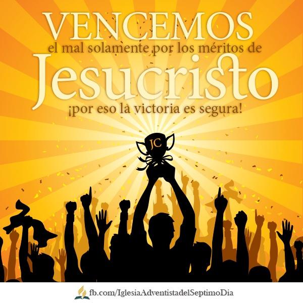 Resultado de imagen de La victoria a través de los méritos de Cristo