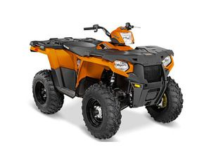 2016 Polaris® Sportsman® 570 EPS Orange Burst Holland Michigan