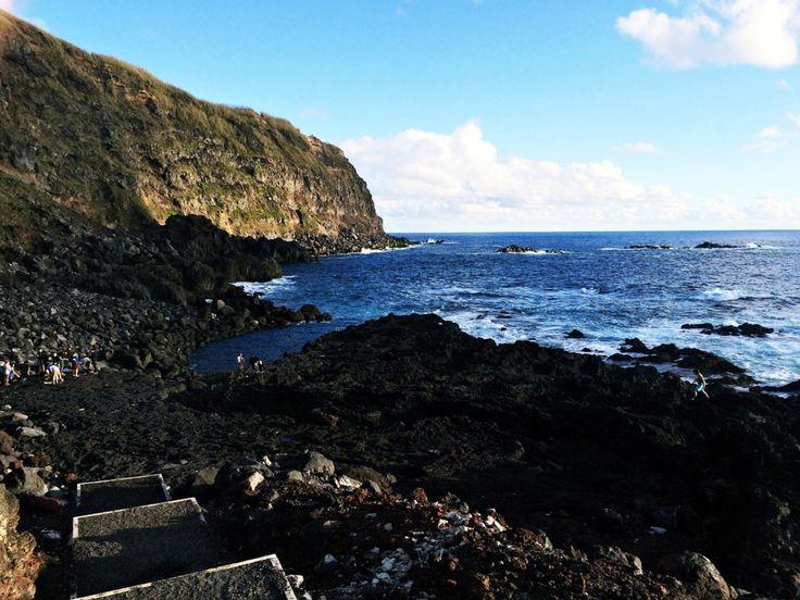 Ponta da Ferraria, Sao Miguel, Azores - lilmissboho.com