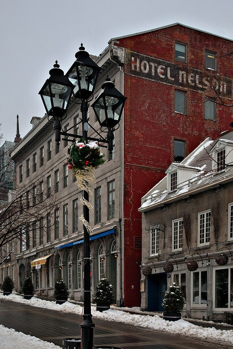 Place Jacques Cartier, Old Montréal
