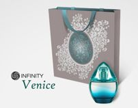 Infinity Perfume - Easter Collection Branding, Product Design