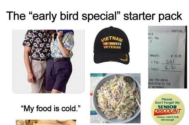 23 Hilarious Starter Pack Memes That Sum Up Literally Everything About Life
